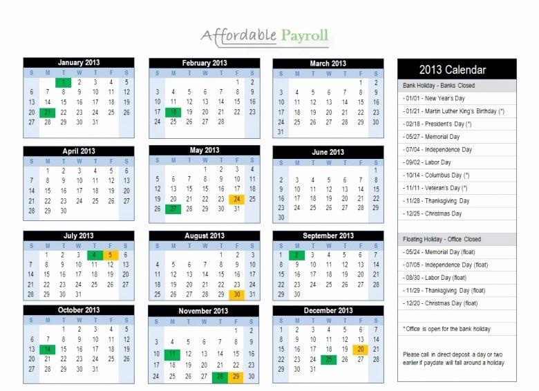 2015 Adp Payroll Calendar Free Calendar Template