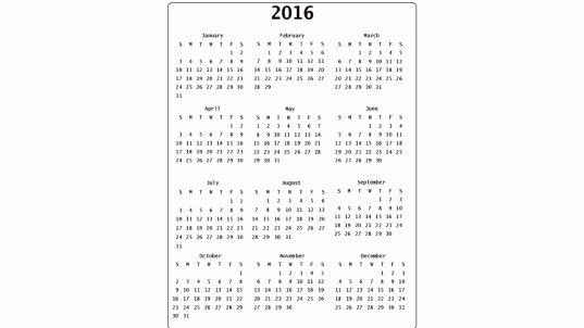 2016 Adp Payroll Calendar
