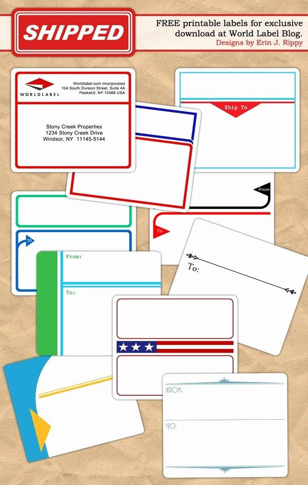 202 Best Label Freebies & Other Printables Images On