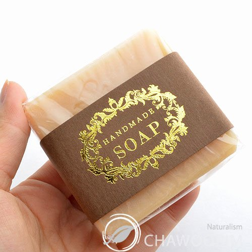 20sheet Luxury Gold Label for Handmade soap Handmade soap Labels