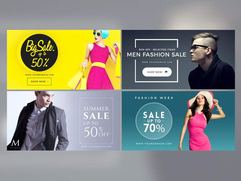 21 Advertising Banner Designs Examples