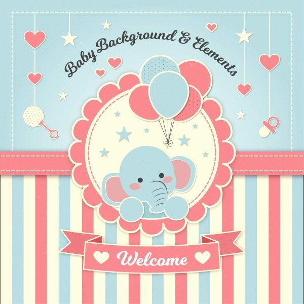 Baby Shower Flyer Template Free Latter Example Template