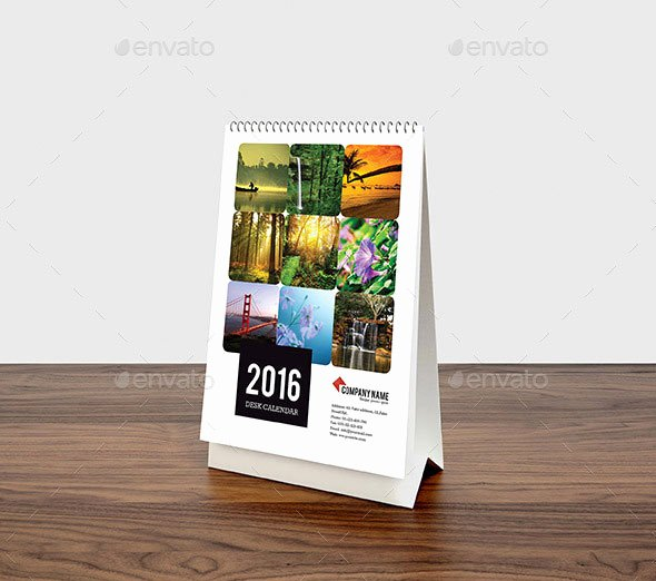 21 Best Calendar Templates for 2016 Web & Graphic Design