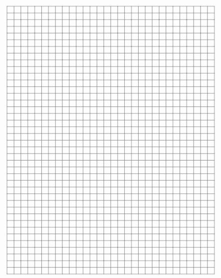 21 Free Graph Paper Template Word Excel formats