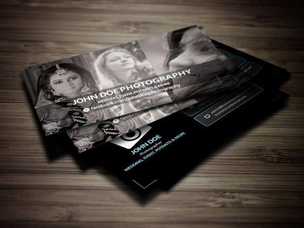 21 Graphy Business Cards Psd Vector Eps Jpg