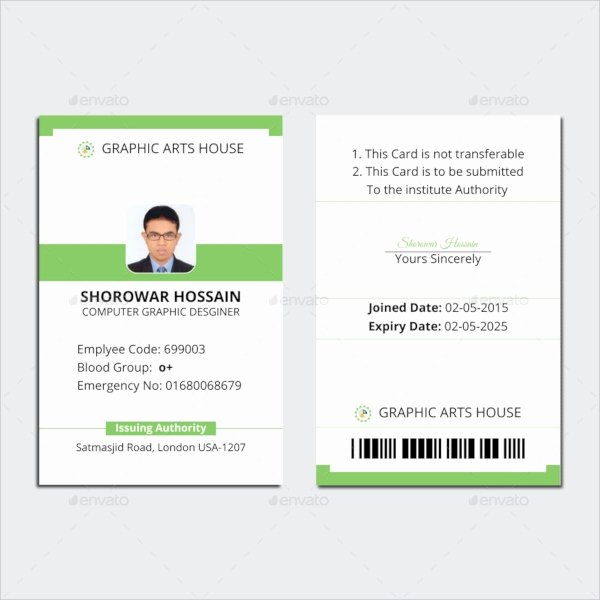 21 Id Cards