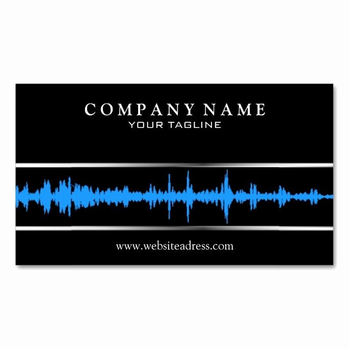 2150 Best Images About Music Business Card Templates On