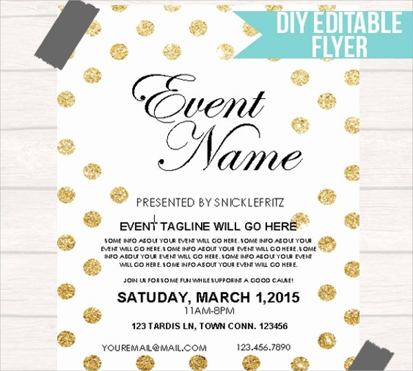 22 event Flyer Templates