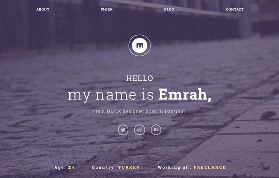 22 Free HTML Css Psd Templates Of February 2015