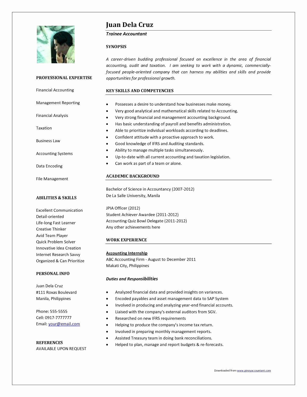 22 Fresh Resume Builder Free