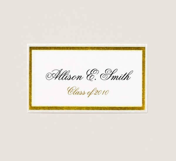 22 Name Card Templates