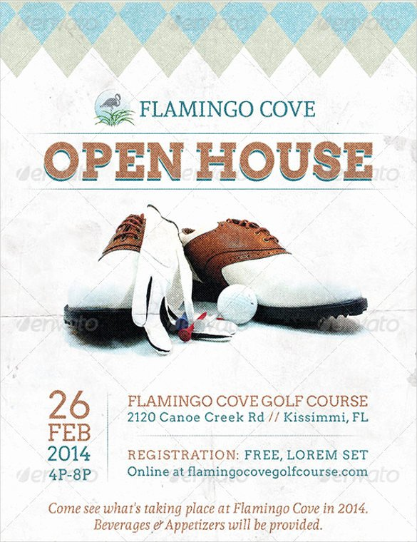 22 Open House Invitation Templates – Free Sample Example