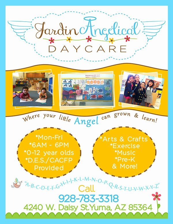 23 Day Care Flyer Templates Free & Premium Download