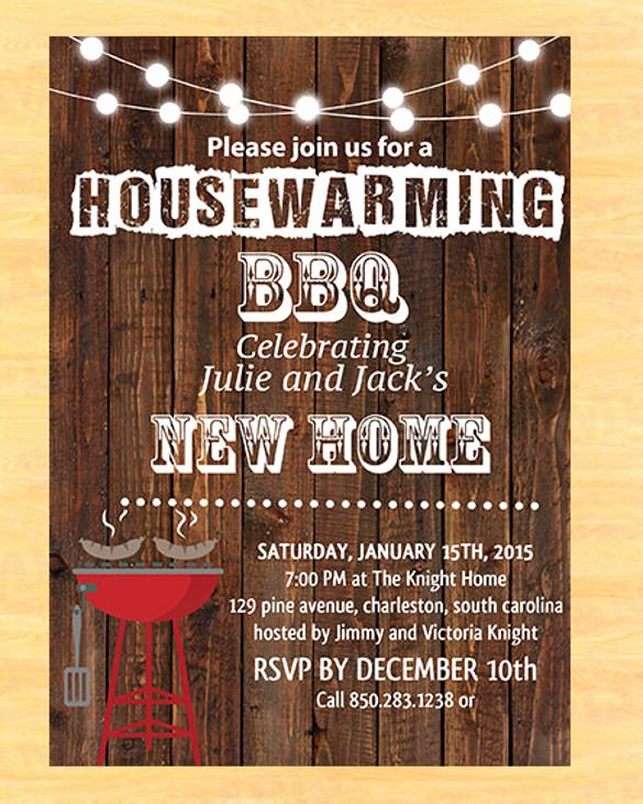 23 Housewarming Invitation Templates Psd Ai
