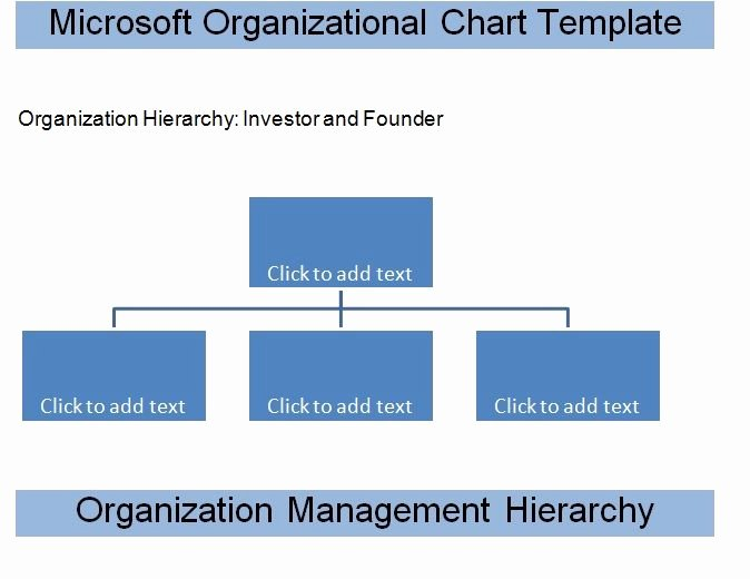 23 Innovative Fice organizational Chart Template