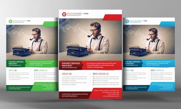 23 Professional Flyers Psd Vector Eps Jpg Download