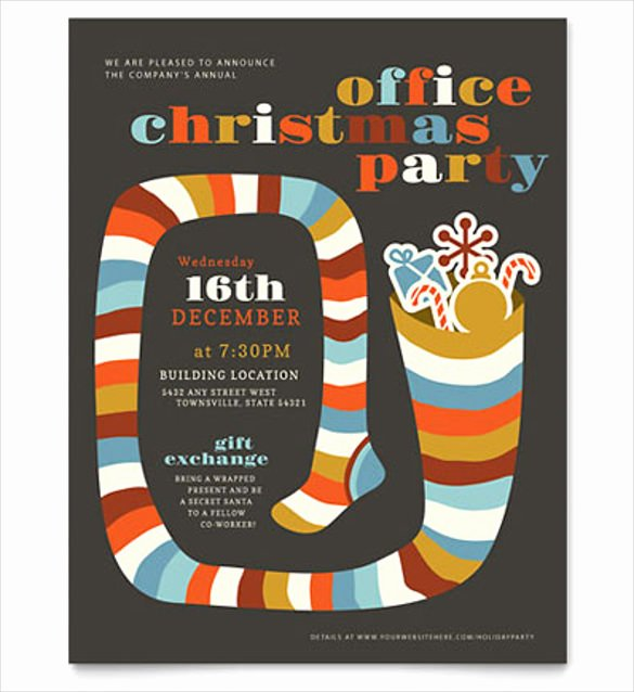 23 Word Party Flyer Templates Free Download