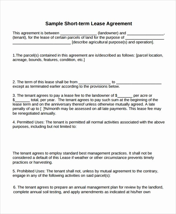 24 Lease Agreements