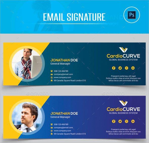24 Sample Email Signatures