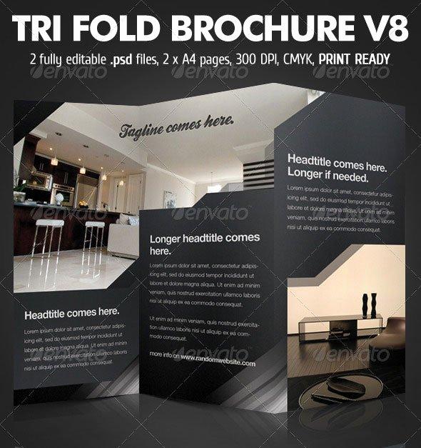 25 Best Brochure Design Templates Page 2 Of 2 56pixels