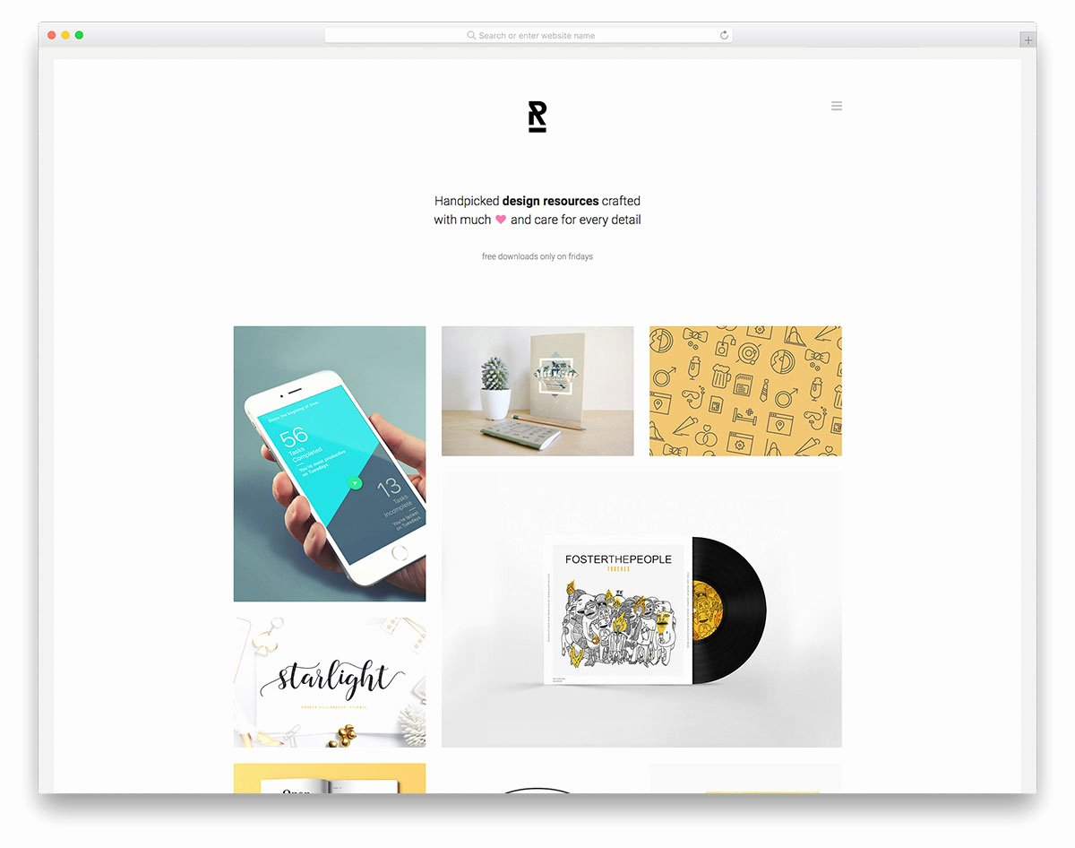 25 Best Free Simple Website Templates for All Famous