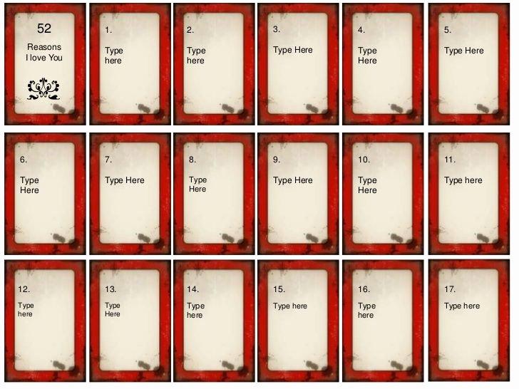 25 Best Ideas About 52 Reasons On Pinterest