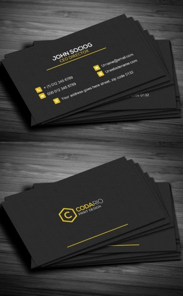 25 Best Ideas About Construction Business Cards On