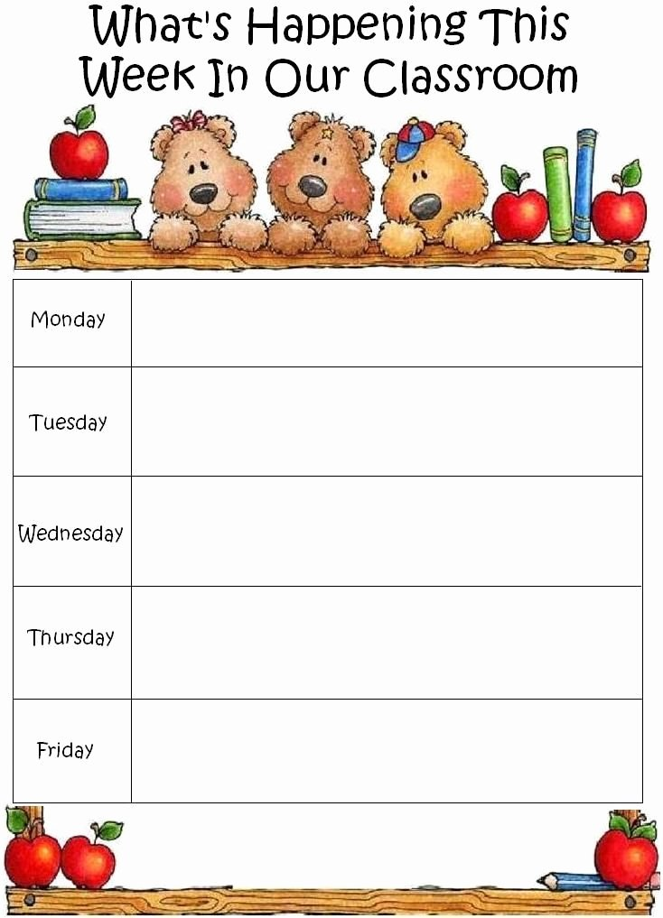 25 Best Ideas About Daycare Menu On Pinterest