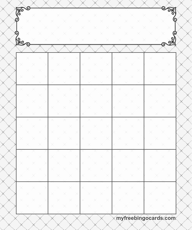 25 Best Ideas About Free Printable Bingo Cards On
