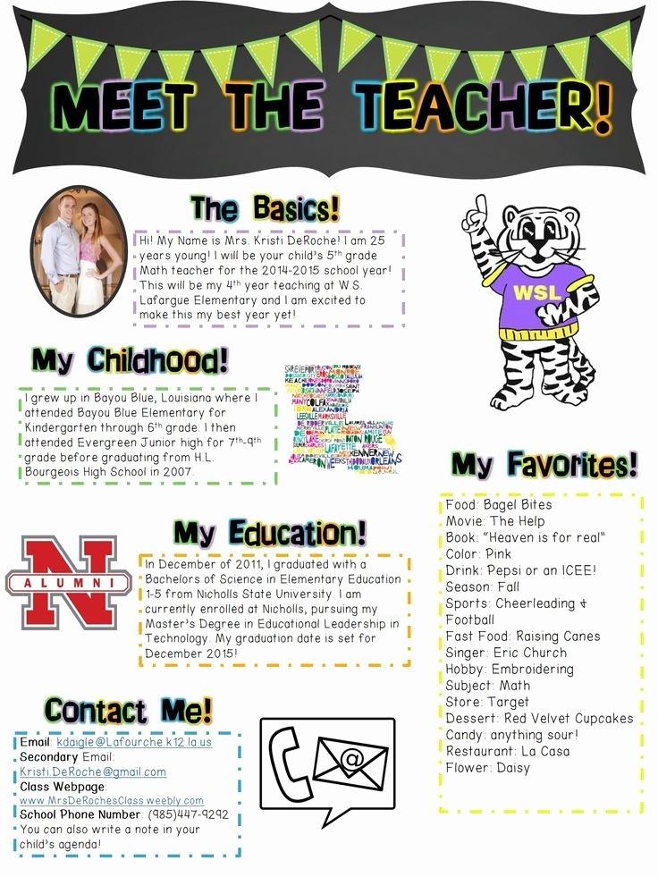 25 Best Ideas About Teacher Newsletter On Pinterest
