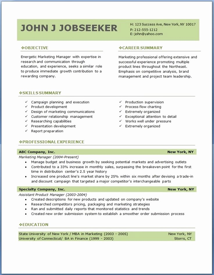 25 Best Images About Resume Genius Templates Download On