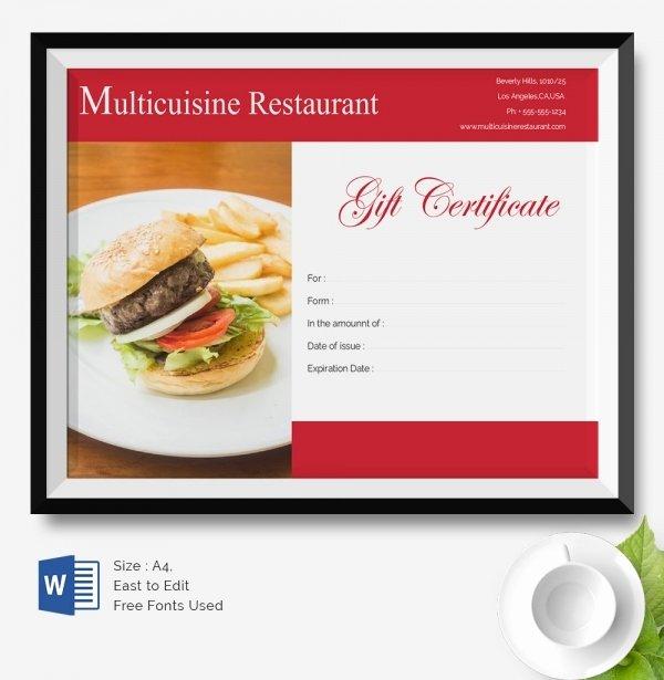 25 Certificate Templates