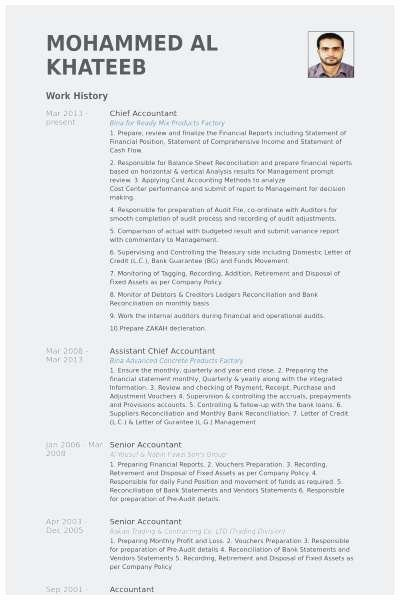 25 Concept Staff Accountant Resume Examples Samples