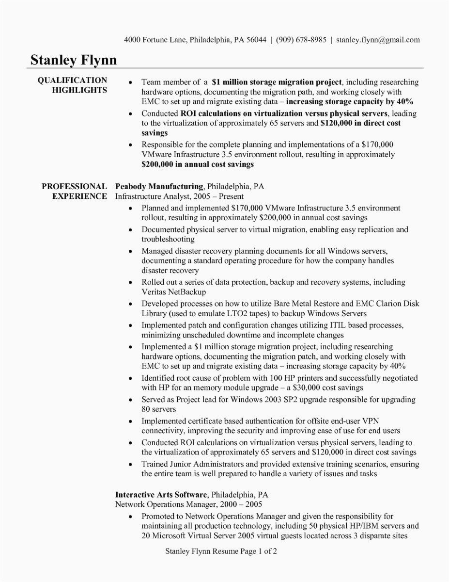 25 Data Analyst Cover Letter Example