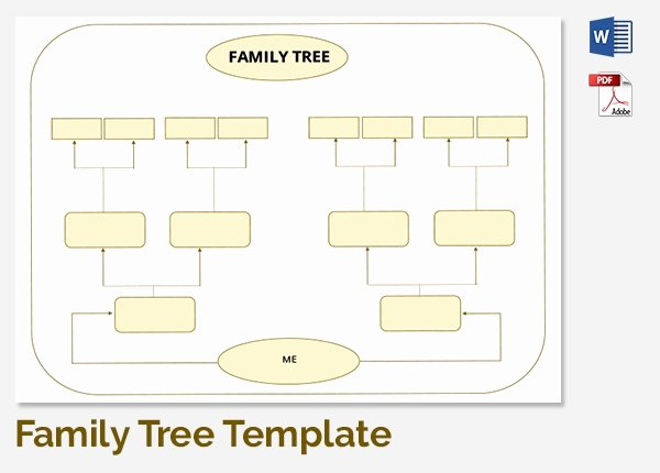 25 Family Tree Templates Free Sample Example format