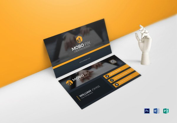 25 Free Business Cards Psd Vector Eps Png format