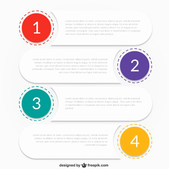 25 Free Infographic Psd and Illustrator Templates Download