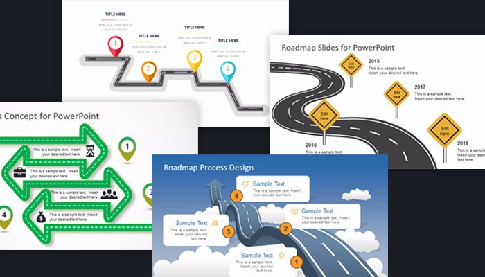 25 Free Project Roadmap Powerpoint Templates Mashtrelo