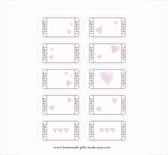 25 Love Coupon Templates Psd Ai Eps Pdf