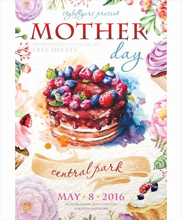 25 Mother S Day Flyer Templates Free Psd Ai Eps