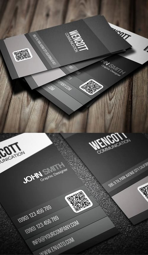25 Professional Business Card Templates Psd 2