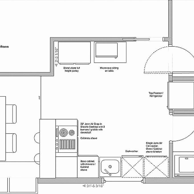 26 Blank Floor Plan Section 3 My Apartment
