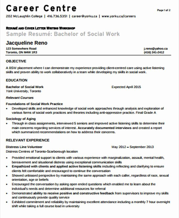 26 Blank Work Resume Templates Pdf Doc