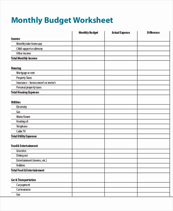 26 Expense Report Samples