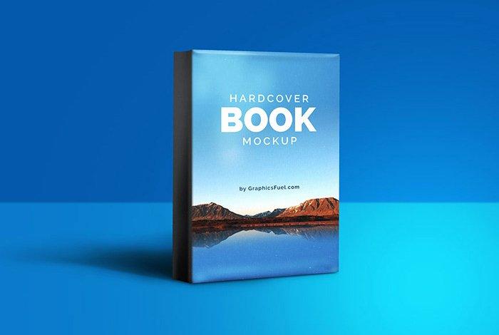 26 Free Book Cover Mockup Psd Templates Designyep