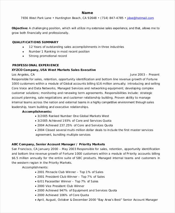 26 Manager Resume Templates Pdf Doc