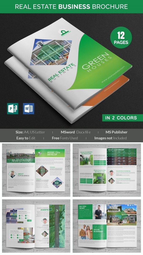 26 Microsoft Publisher Templates Pdf Doc Excel
