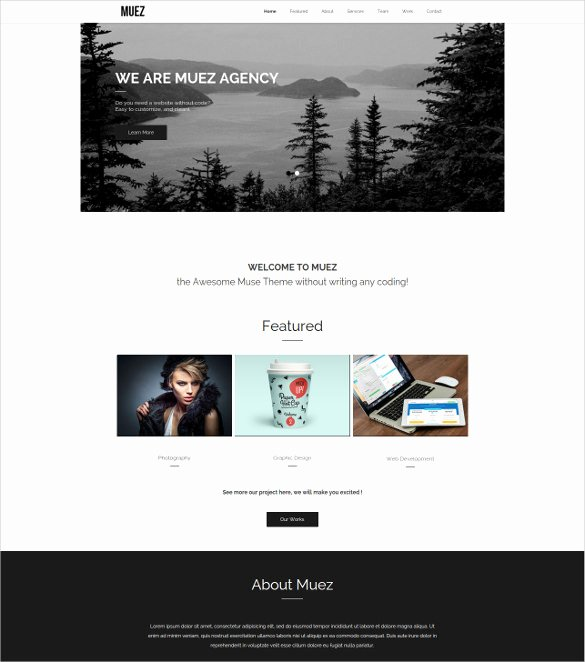 26 Mobile Website themes & Templates