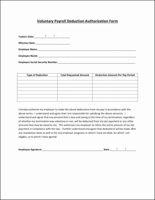 26 Payroll Samples & Templates