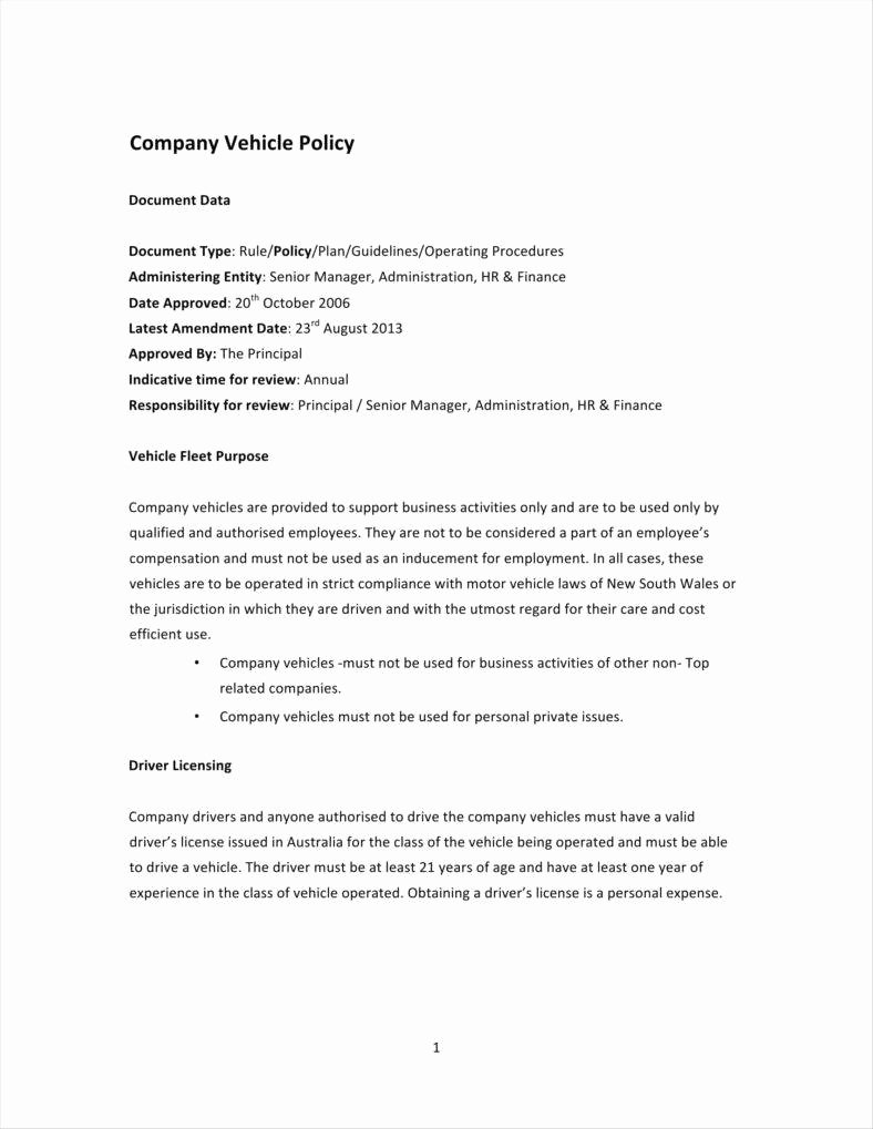 26 Policy Template Samples Free Pdf Word format